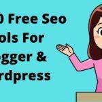 Beginner Bloggers keliye free SEO tool